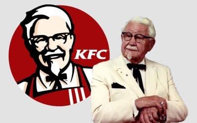 La historia de KFC y el Coronel Sanders