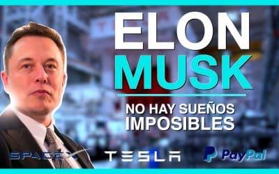 Elon Musk. Biografía del Fundador de Tesla