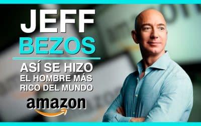 JEFF BEZOS. El MÁS RICO del MUNDO | Amazon 🚀
