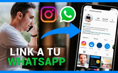 Link a Whatsapp directo desde Instagram o donde quieras