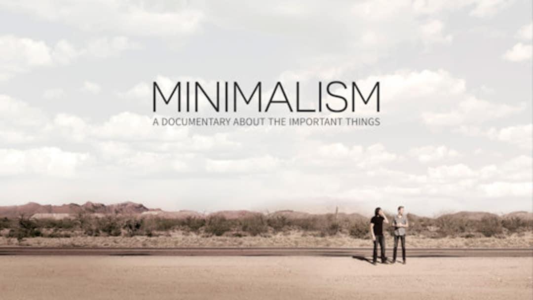minimalism netflix