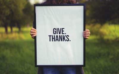El Poder de los Agradecimientos
