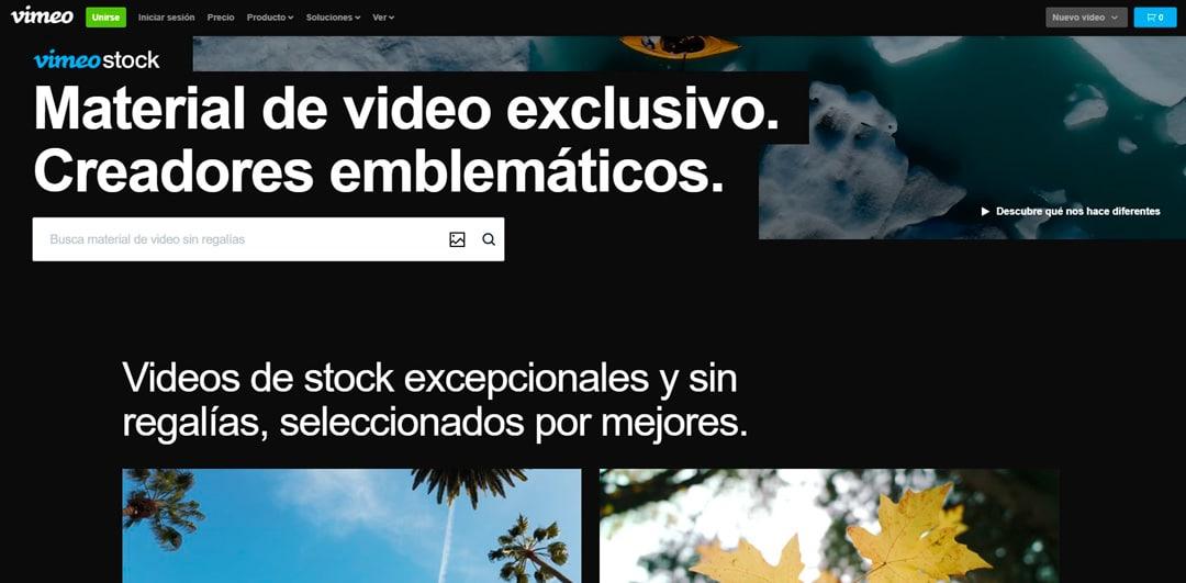 vimeo vídeos