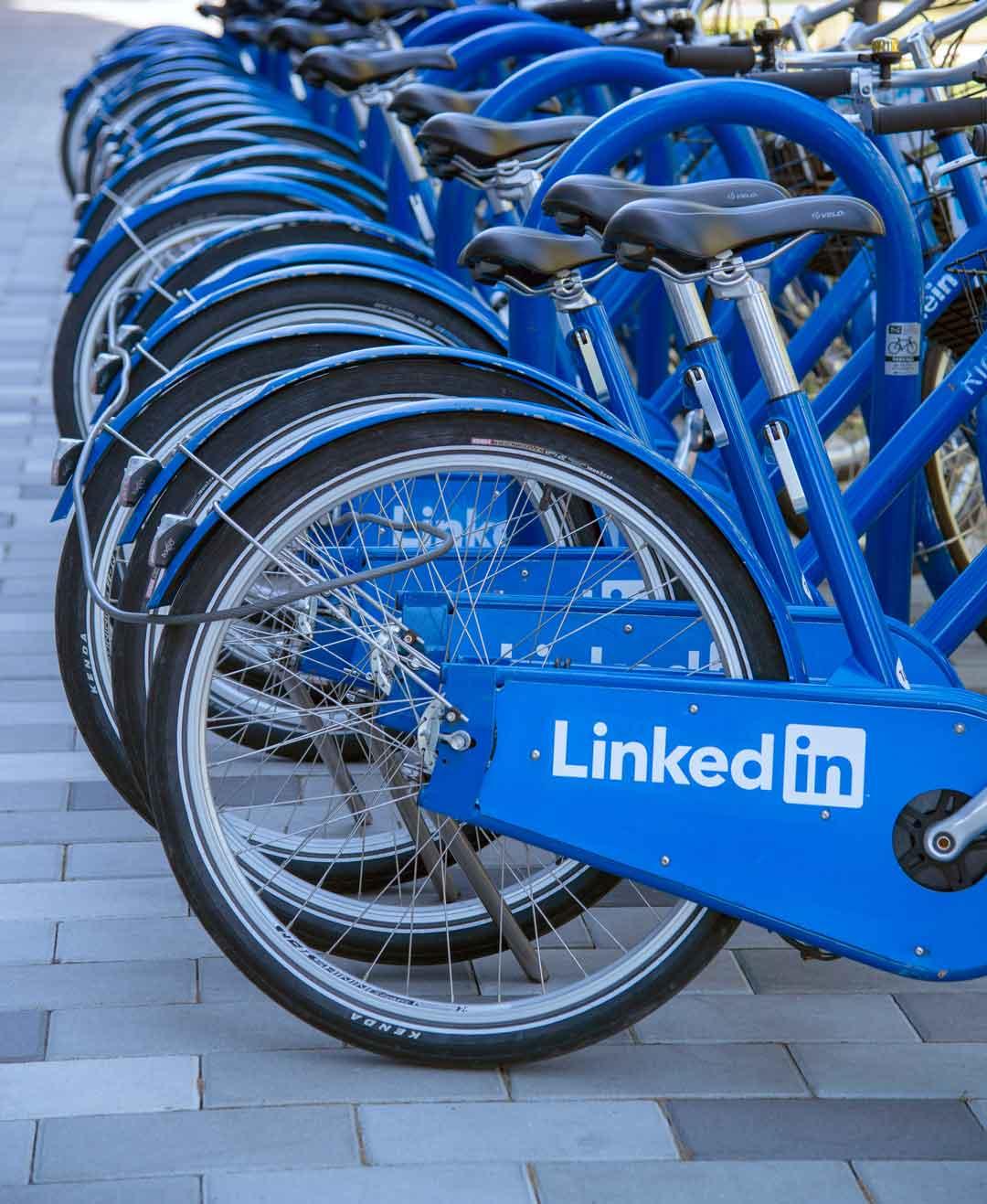 linkedin bicicleta