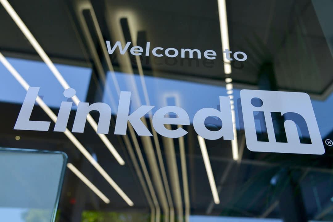 wellcome to linkedin