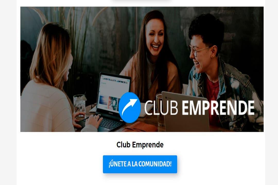 club emprende