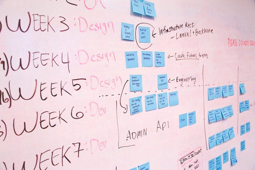 organización plan