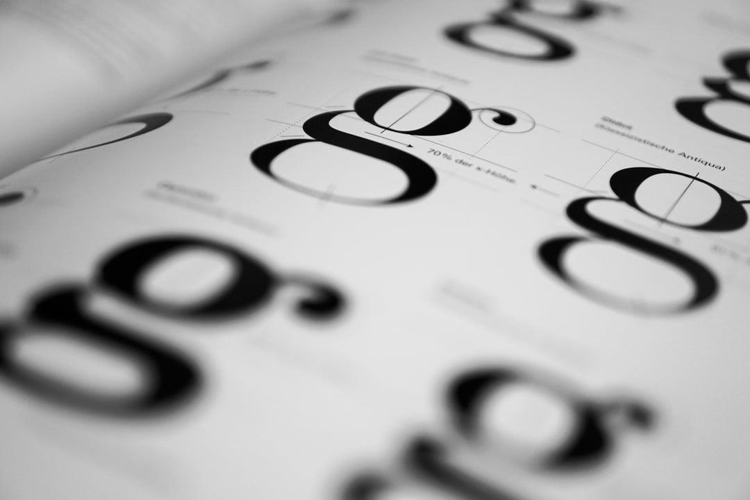 tipografía branding