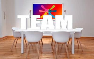 Cómo crear a tu equipo en tu negocio