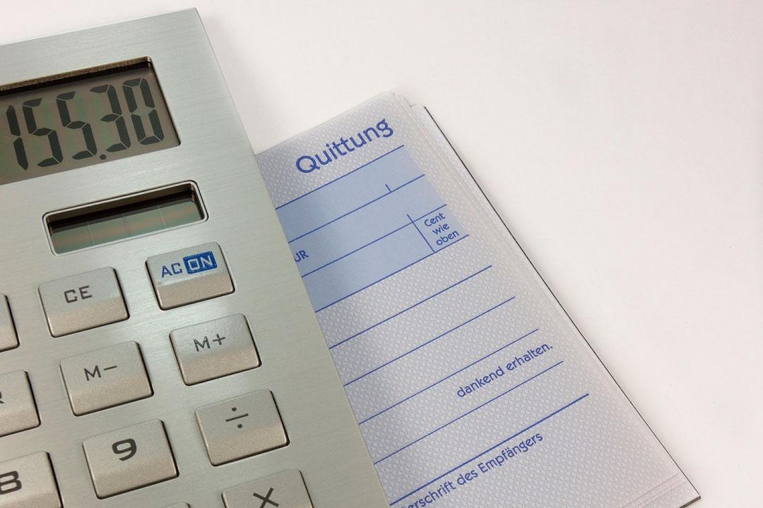facturas finanzas