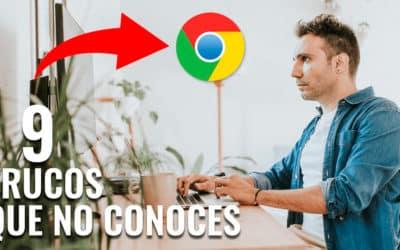 Google Chrome: Mis Secretos para ser más Productivo