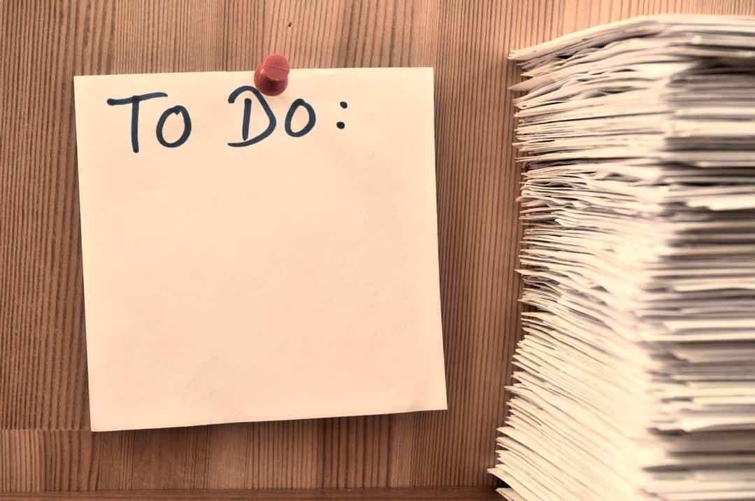 lista tareas
