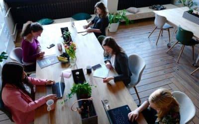 Qué es un Coworking y porqué deberías de trabajar allí