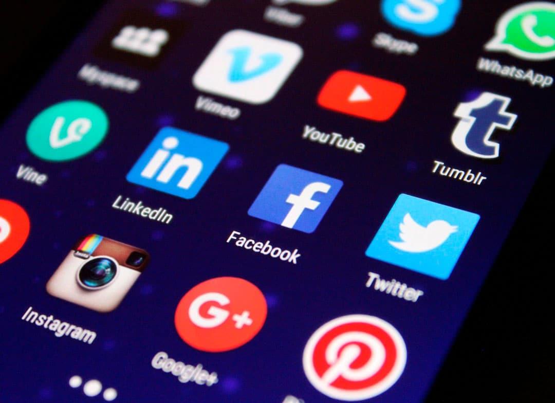 redes sociales marketing
