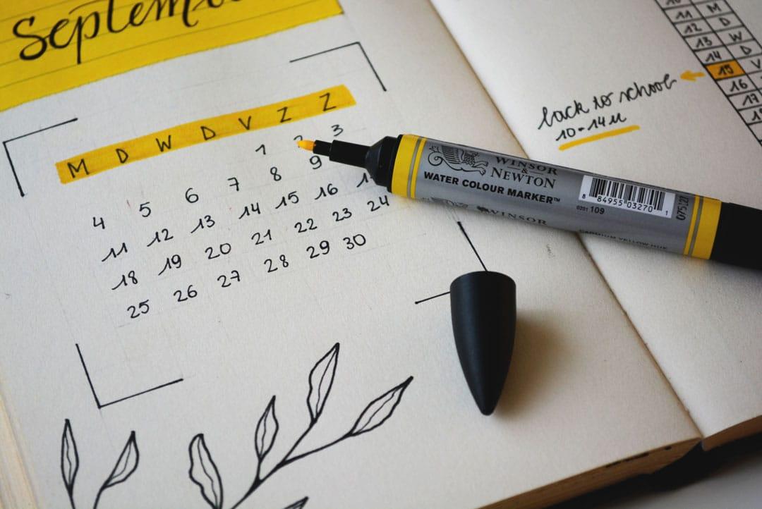 consejos planificar tiempo
