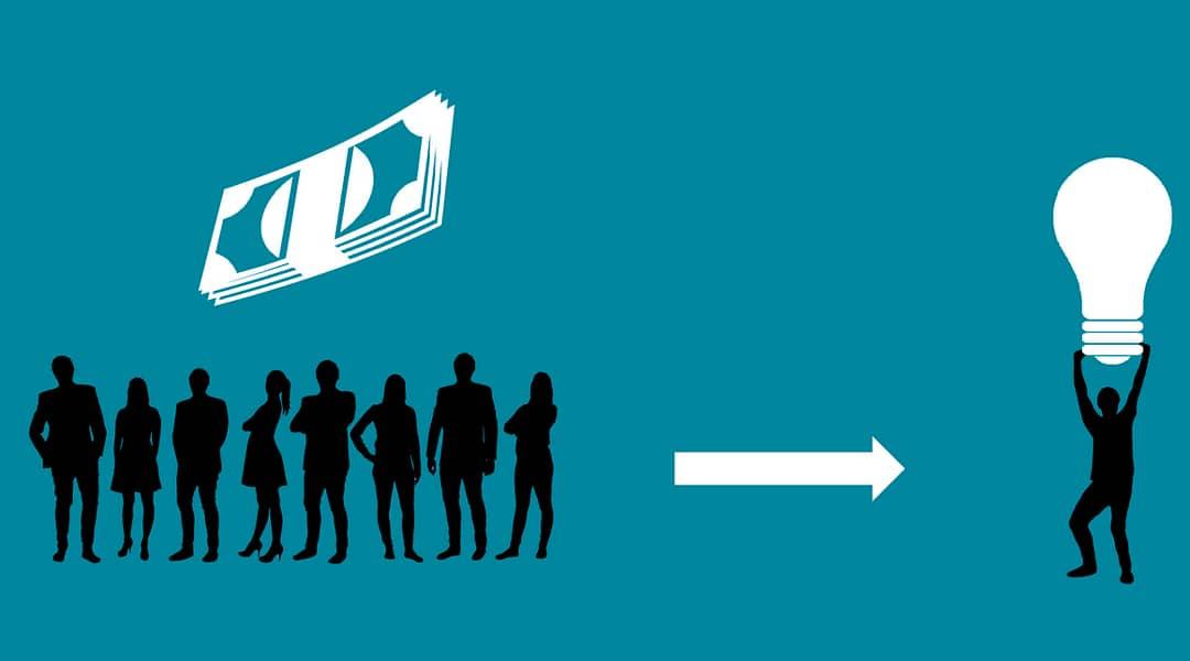 crowdfunding maneras financiar negocio