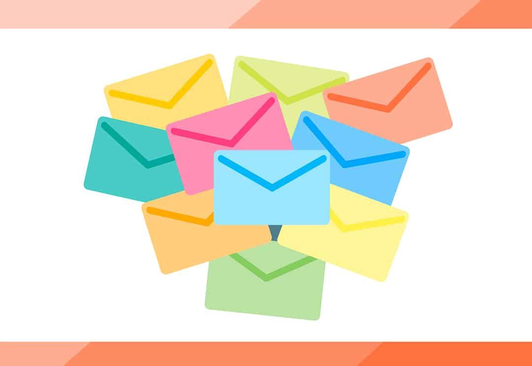 exceso de emails