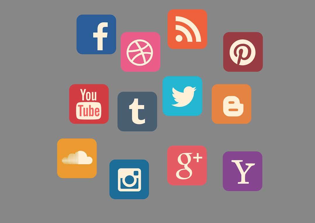 redes sociales como alternativa