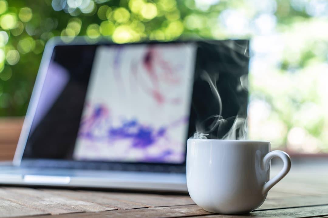 técnica café caliente