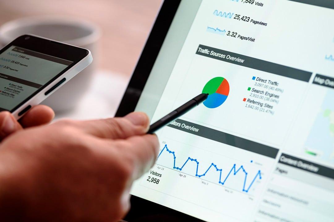 google analytics crear calendario