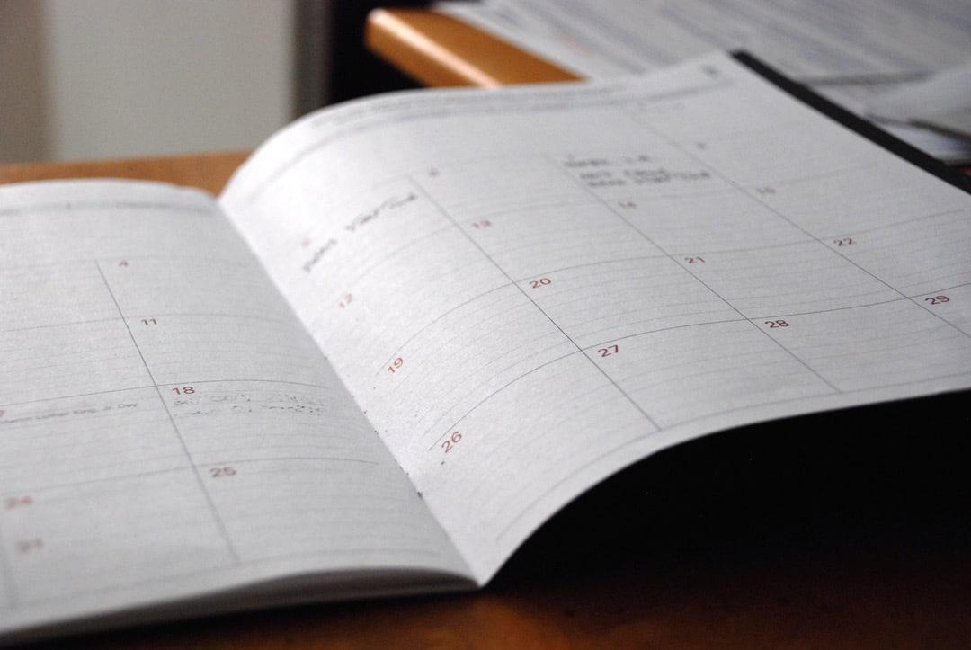 que es un calendario editorial para redes sociales