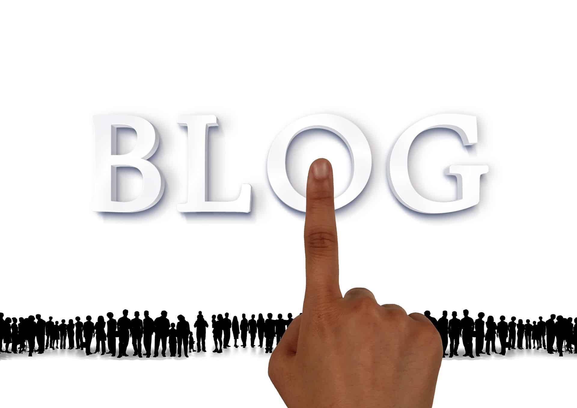 cambiar contenido obsoleto blog