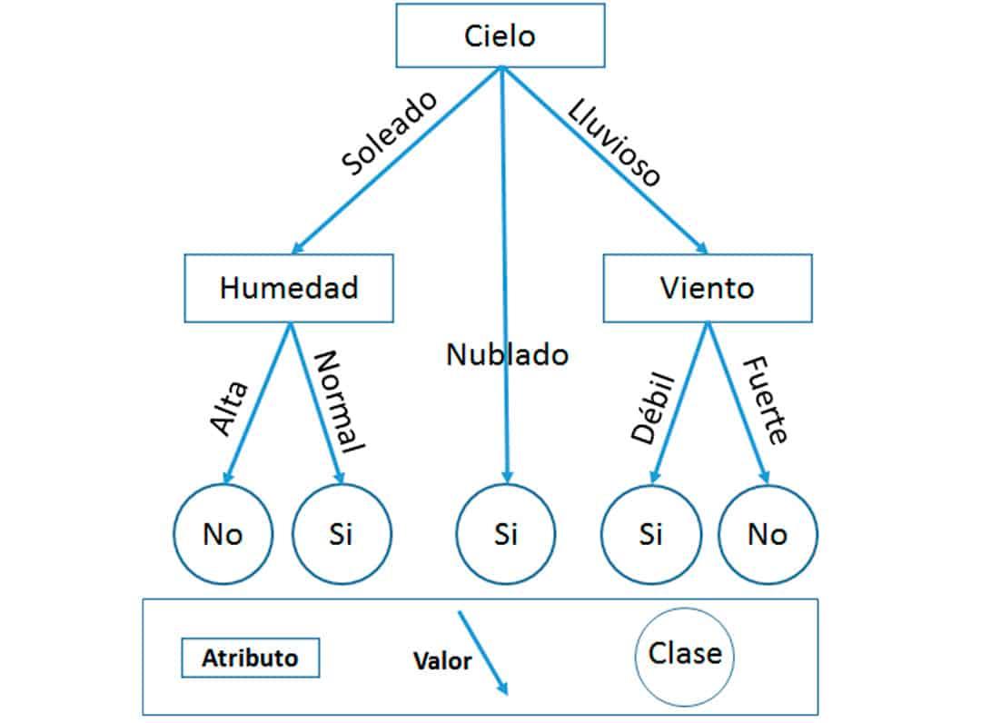 como crear un árbol de decisiones