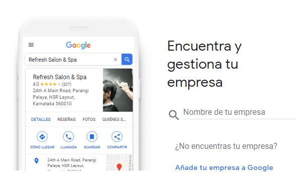 como activar google my business