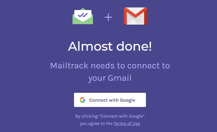 integrar mailtrack con gmail para seguimiento de correos