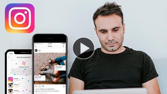 Curso de Instagram Crecer y Clientes en Instagram de Instituto Emprende