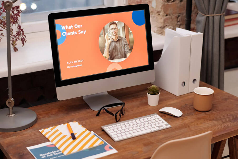 ventajas de una pagina web: fortalece imagen de marca