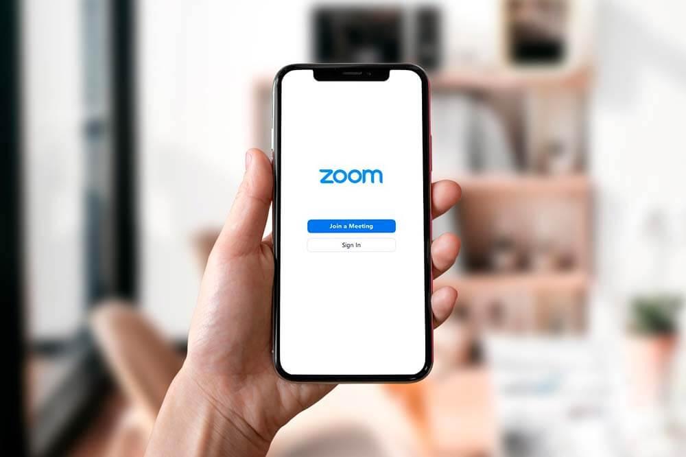 herramienta de videoconferencias: zoom